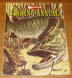 Garcia Fishing Annual